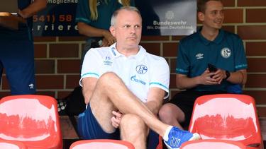 FC Schalke 04 weiter vor Geisterkulisse in der Bundesliga