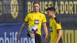 Wechselt nicht vom BVB zu Hertha BSC: Marius Wolf