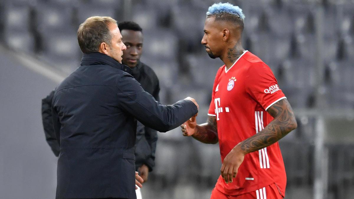Jérôme Boateng durfte den FC Bayern nicht verlassen