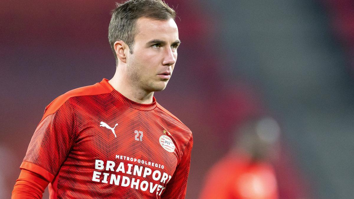 Mario Götze spielte in der Bundesliga für FC Bayern und BVB