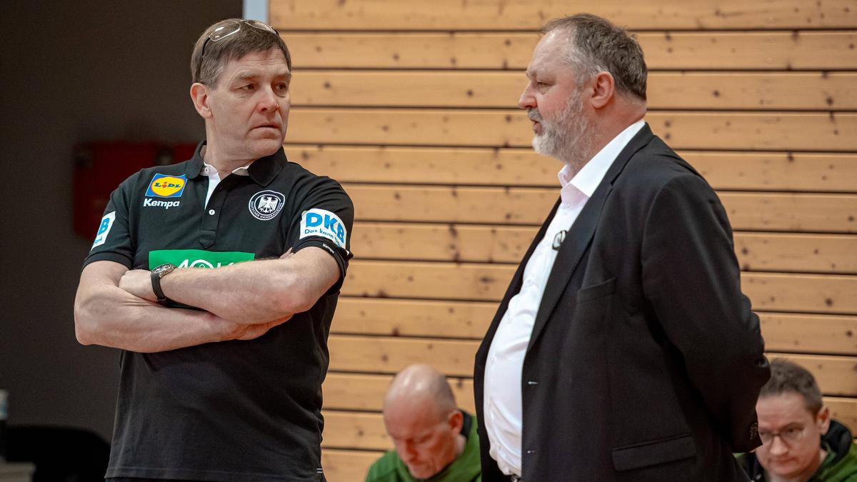 DHB-Präsident Andreas Michelmann ist für die Austragung der Handball-WM
