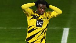 Moukoko fehlt dem BVB wohl gegen Wolfsburg