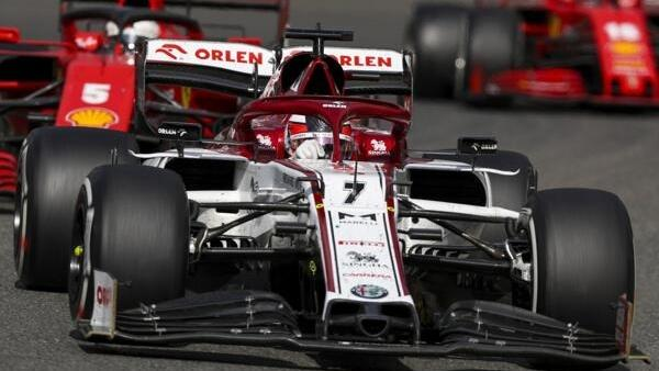 Das von Sauber geführte Alfa-Romeo-Team setzt weiter auf Ferrari-Power