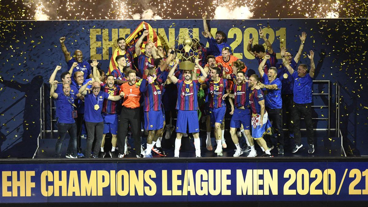 Der FC Barcelona triumphiert in der Königsklasse