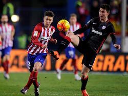 Laporte erzielte gegen Atlético die frühe Basken-Führung!