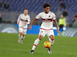 In China gehandelt: Luiz Adriano