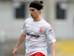 Jonatan Kotzke wird künftig das Trikot des SV Wehen Wiesbaden tragen