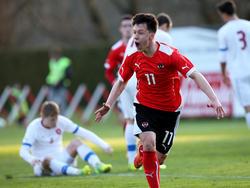 Dominik Prokop wird bei der U19-EM nicht für Österreich jubeln