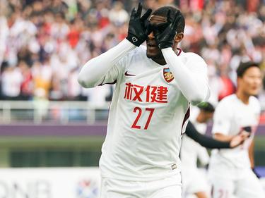 Anthony Modeste geht für Tianjin Quanjian in China auf Torejagd