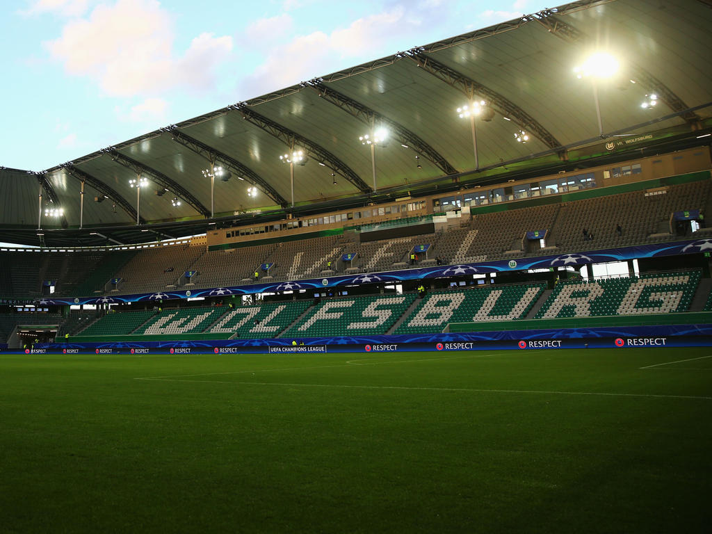 Das Relegations-Hinspiel in Wolfsburg ist ausverkauft