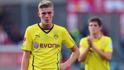 Marvin Ducksch schaffte beim BVB den Sprung ins Profi-Team nicht