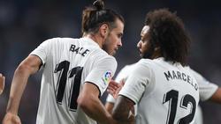Marcelo und Bale mit Trainer-Entscheidungen bei Real Madrid unzufrieden