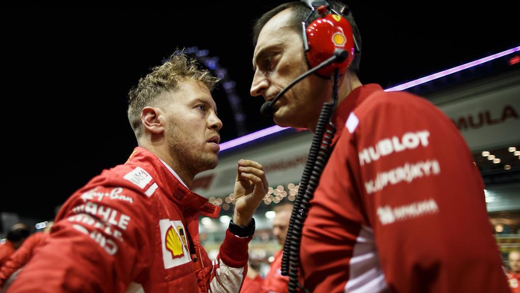 Über 4 Millionen sahen das Scheitern von Sebastian Vettel