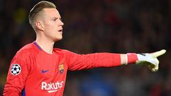 Marc-André ter Stegen wird beim FC Barcelona gefeiert