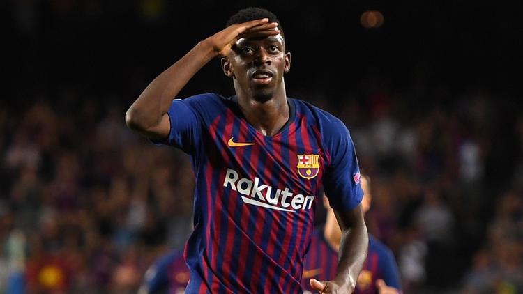Ousmane Dembélé sorgt in Barcelona seit Wochen für Ärger