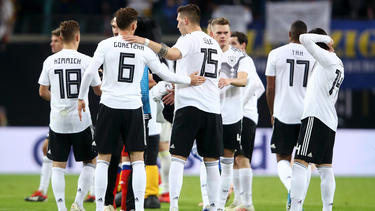 Das DFB-Team bestreitet 2019 ein Benefiz-Spiel