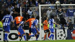 2008 hielt Schalkes damaliger Torwart Manuel Neuer gegen den FC Porto einfach fast alles
