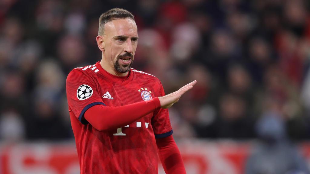 FC Bayern reagiert nach erneutem Skandal um Franck Ribéry