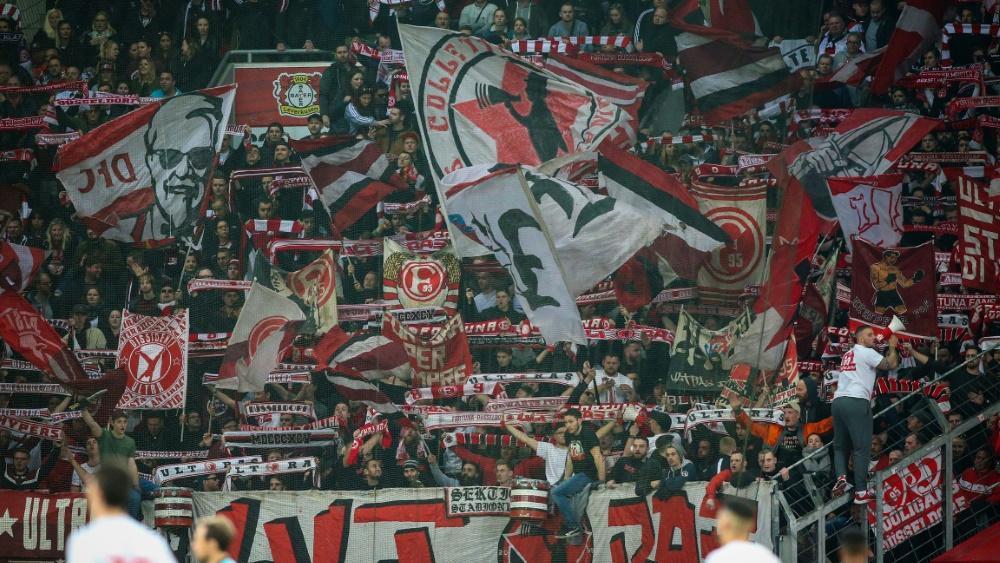 Fortuna Düsseldorf wird für das Fehlverhalten der Fans bestraft