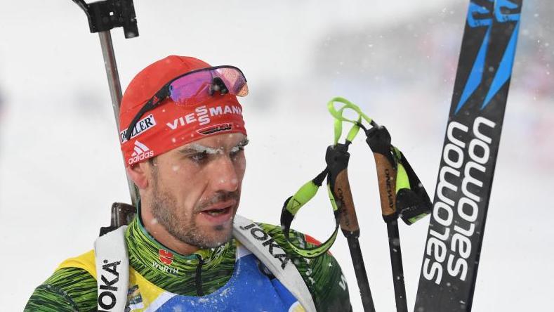 Schaut der Zukunft entspannt entgegen: Biathlon-Ass Arnd Peiffer