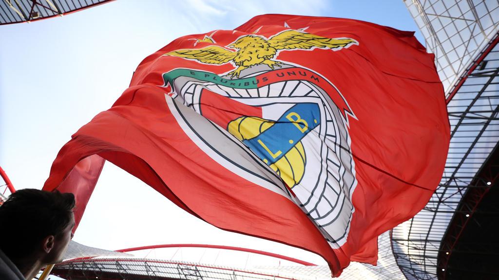 Eine Marketing-Aktion mit einem vermeintlichen Benfica-Fan sorgte am Donnerstag für Aufsehen