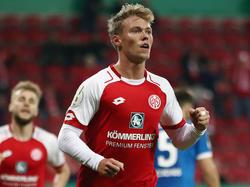 Viktor Fischer traf doppelt gegen Kiel