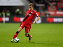 Sven Bender wird bei Bayer Leverkusen wohl rechtzeitig fit