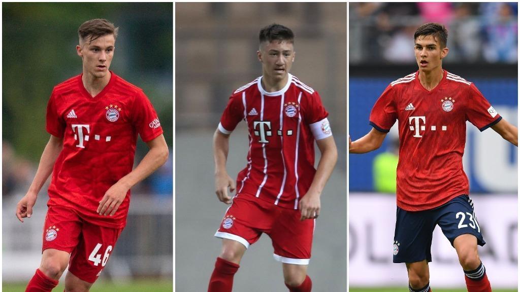 Der FC Bayern nimmt acht Talente mit auf seine US-Tour