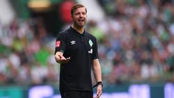 Florian Kohfeldt war mit der Leistung seiner Mannschaft alles andere als zufrieden