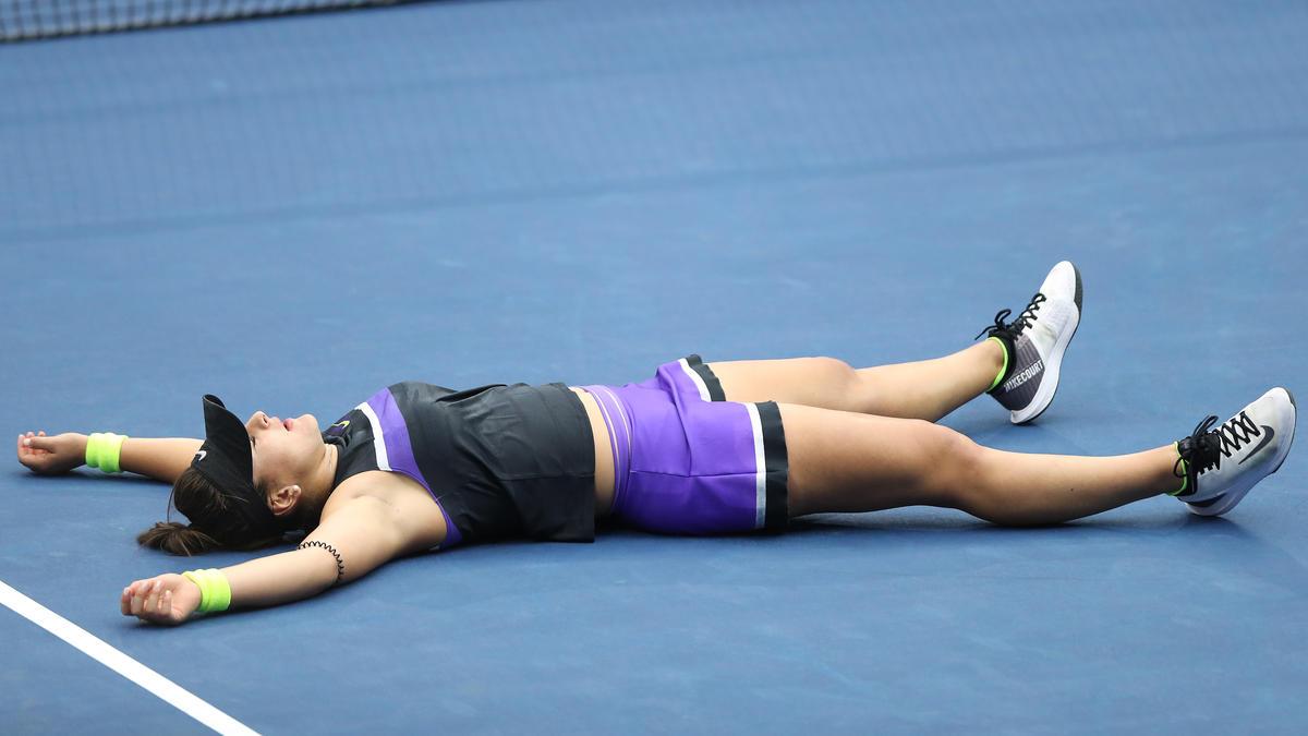 Bianca Andreescu hat die US Open gewonnen