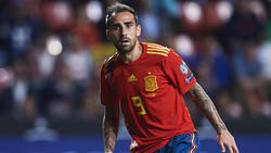 Paco Alcácer traf doppelt für Spanien