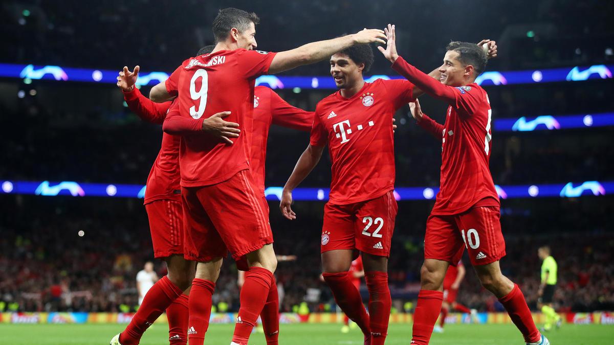 Pressestimmen Bayern Frankfurt