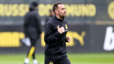 Paco Alcácer könnte den BVB in Richtung Manchester United verlassen