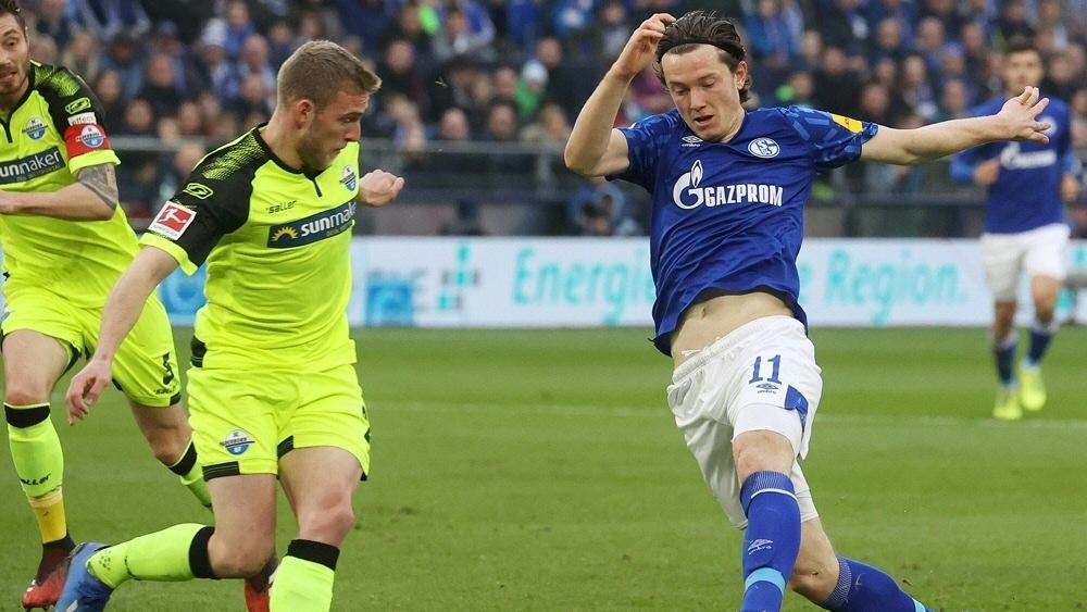 Schalke Paderborn