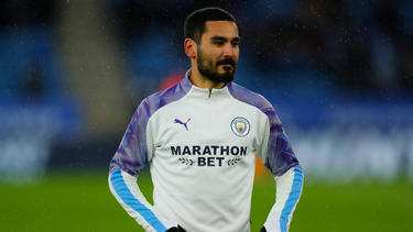 Wird den Bundesliga-Re-Start im TV verfolgen: ManCity-Profi Ilkay Gündogan