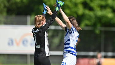 Duisburgs Frauen glichen in der Nachspielzeit aus
