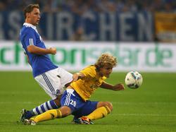 Pukki bringt Schalke in Bedrängnis