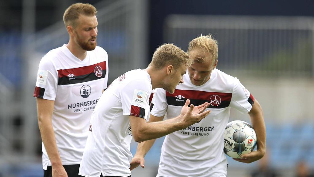 Dem 1. FC Nürnberg droht der nächste Abstieg