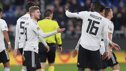 Timo Werner und Antonio Rüdiger spielen bald gemeinsam für Chelsea