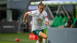 Selbstbewusster Werder-Stürmer: Niclas Füllkrug