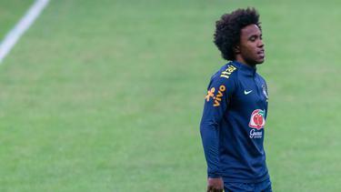 Willian spielt wieder in Brasilien