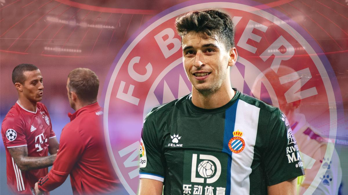 Marc Roca wechselt zum FC Bayern