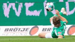 Werder Bremen hat Arminia Bielefeld etwas glücklich bezwungen