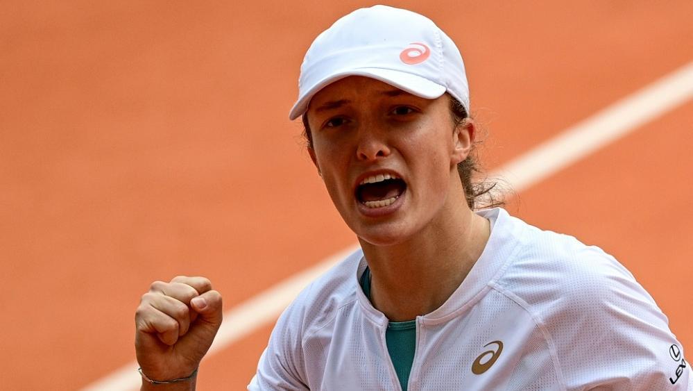 Iga Swiatek steht erstmals im Finale der French Open