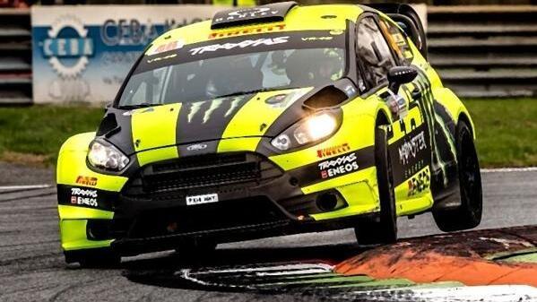 Die Rallye Monza findet auch, aber nicht nur auf dem Formel-1-Kurs statt