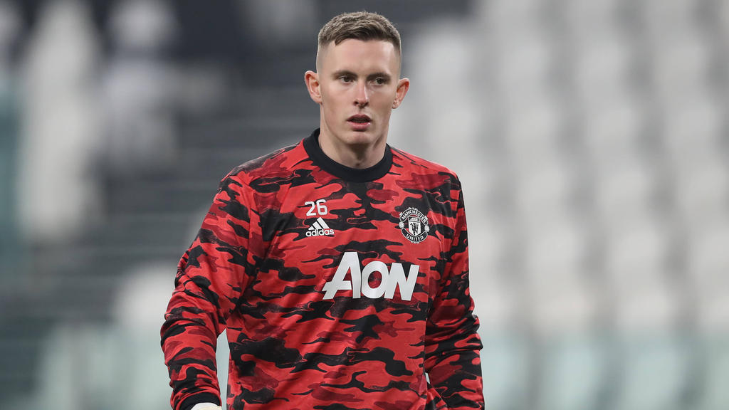 Der BVB beschäftigt sich angeblich mit Dean Henderson von Manchester United