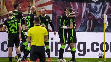 Der VfL Wolfsburg geht 2021/22 in der Champions League an den Start