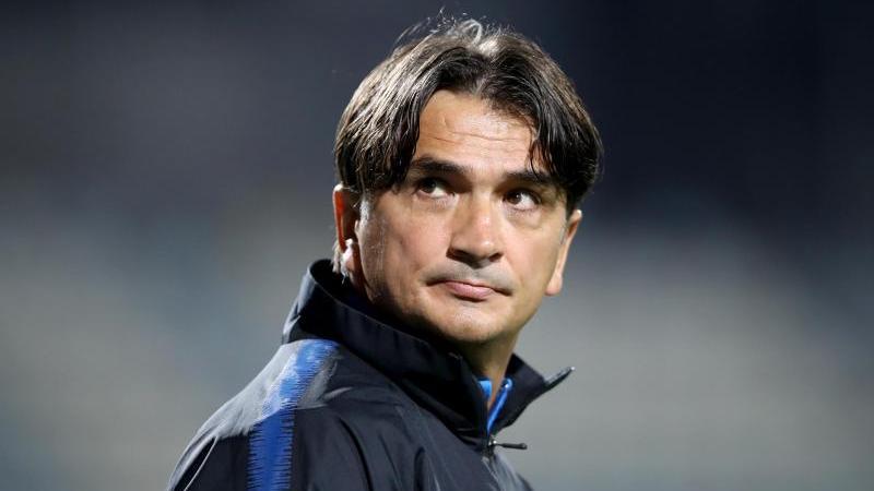 Zlatko Dalic, Trainer von Kroatien, hält sich vor dem Topspiel gegen England bedeckt