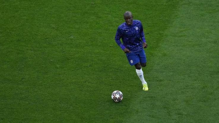 Nach Auffassung von Bixente Lizarazu bester Mittelfeldspieler der Welt: N'Golo Kanté