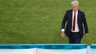 Vladimir Petkovic kämpft mit der Schweiz noch um das Weiterkommen bei der EM